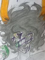Sober Gamzee Because I can Leave Me Alone by L3Inferno