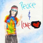 hippie snippy by NarcoVampira