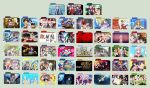 Anime Folders Autumn Season 2013 by DrCornwallace