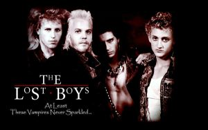 The Lost Boys vs. Twilight by TheSnowman10