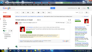 Markiplier added me on Google+!!! by StoneHot316