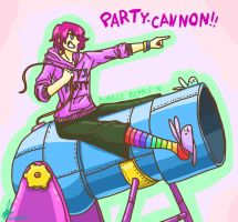 PARTY CANNON! by frideisel