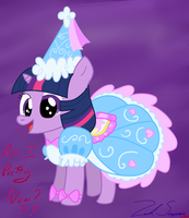 :RQ: Young Twilight In A Dress by iamthemanwithglasses