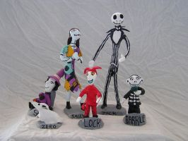 Nightmare Before Christmas by maxthesarcastic