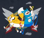 Sonic Adventure Time by tedikuma