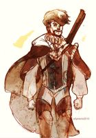 The Musketeer by Allysterio