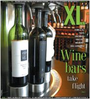 XL Cover: Wine Bars by TrulyGreatMadness