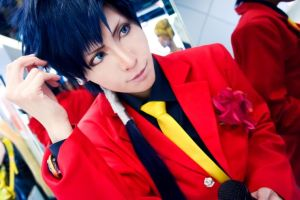 Kou Seiya Cosplay by Teicosplayer