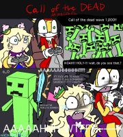 The Creepers Have Evolved by HezuNeutral