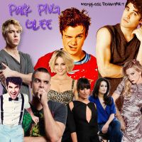 Pack 'Glee' PNG by MerygLeek