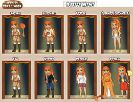 HPM: Outfit Meme by Rosbelle