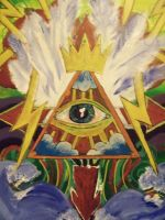 All Seeing Eye by Between-the-Divine