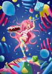 Pinkie Party ! by Valinhya
