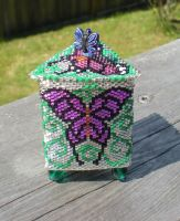 Butterfly Box by Nehemet