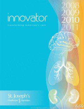 Innovator Annual Report Cover by kaliko-rosa