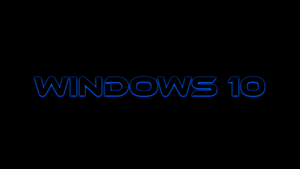 Windows 10 by GEEKZTOR