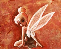 Tinkerbell by ChristyTortland