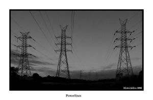 Powerllines by misteriddles