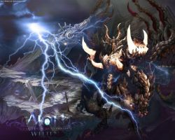 AION Wallpaper IV by DeathBlossom