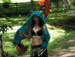 Belly Dancer by photowizard