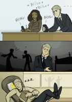 Sherlock: Lestrade Like A Boss by Silarcta