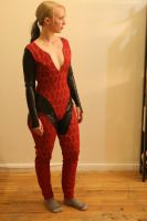 Painted and Sewn Body Samara Suit by BrassIvyDesign