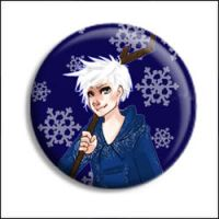 Jack Frost Button by KikaiSaigono