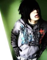 Emo Boy by Larissa4194