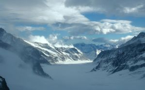 Jungfraujoch by Destroth