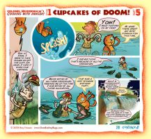 Cupcakes of Doom Part 5 by raisegrate