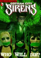 Gotham City Sirens #1 by comicaptor2016