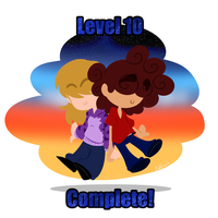 Level 10 Complete by Luckster