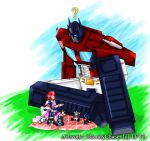 All Optimus dolls by BloodyChaser