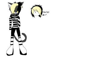 New Character: Todd Carr by XxChained2DarknessXx