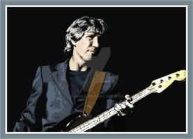 Roger Waters-my first glimpse by Araen