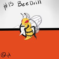 Beedrill by Laxmortaxbella