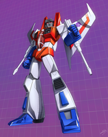 Starscream by EastCoastCanuck