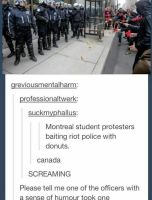 Bating Cops by TheFunnyAmerican