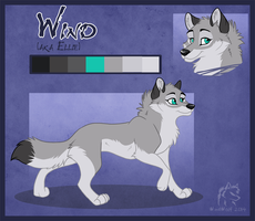 Wind (Ellie) 2014 Ref by WindWo1f