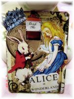 Alice in Wonderland by Bohemiart