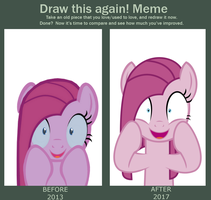 (MeMe) Before and After by kuren247