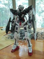 Master Grade Exia model 1 by MUFC10