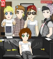 1D Spin the Harry episode 1 by OneDirectionFanJohn