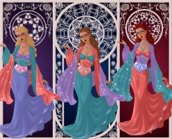 Goddess-Maker-Azaleas-Dolls4 by SailorJen
