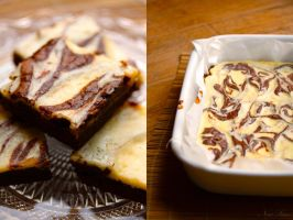 Cream Cheese Brownies by Nora-Sims