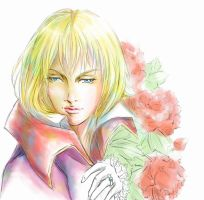 Howl sketch by Unfairprince