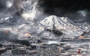 World War Z - Village /Concept Art/ by jamesdesign1