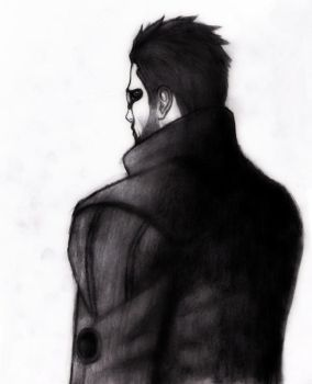 Adam Jensen by Bleach9