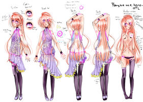Finished that ANOTHER DESIGN Ref-like thing,hn OTL by Emiko-suu