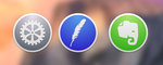 OS X Yosemite Style Icons by Boonzeet